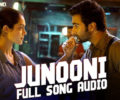JUNOONI LYRICS Song – Qaidi Band – Arijit Singh