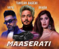 Maserati Lyrics Song – Vayu – Akasa